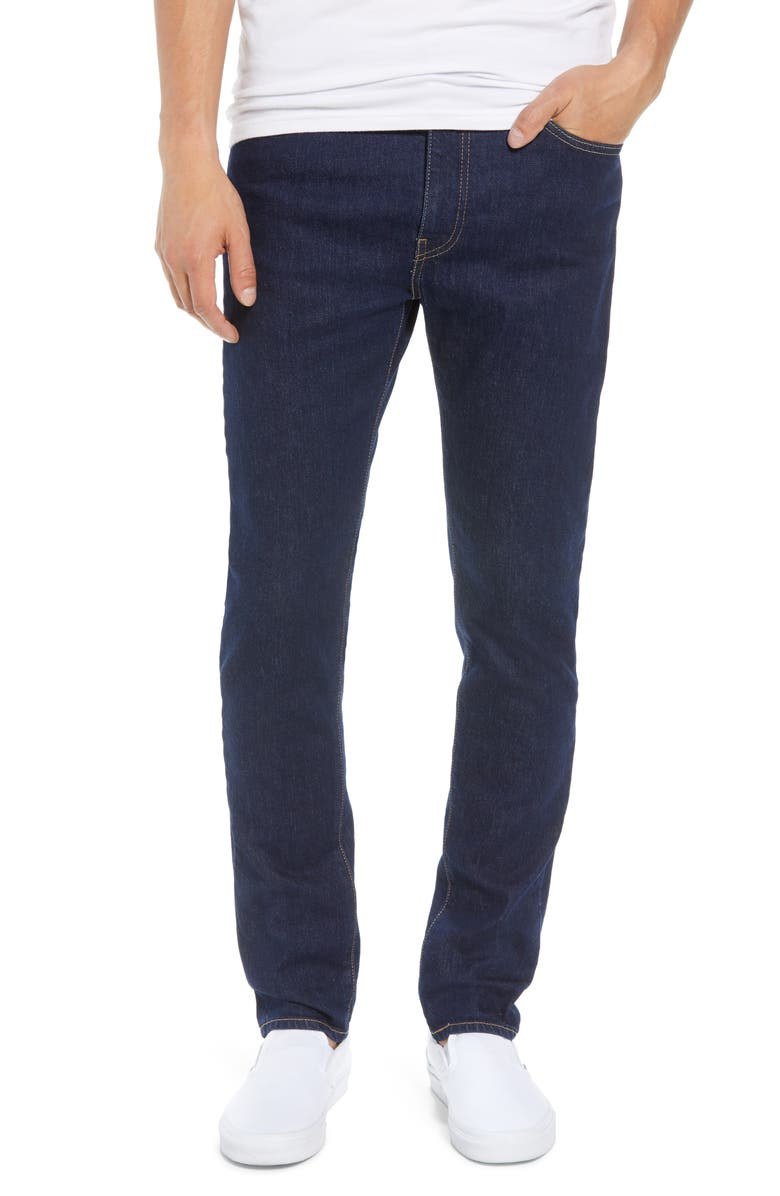 LEVI'S<SUP>®</SUP> 510<sup>™</sup> Skinny Fit Jeans, Main, color, CHAIN RINSE