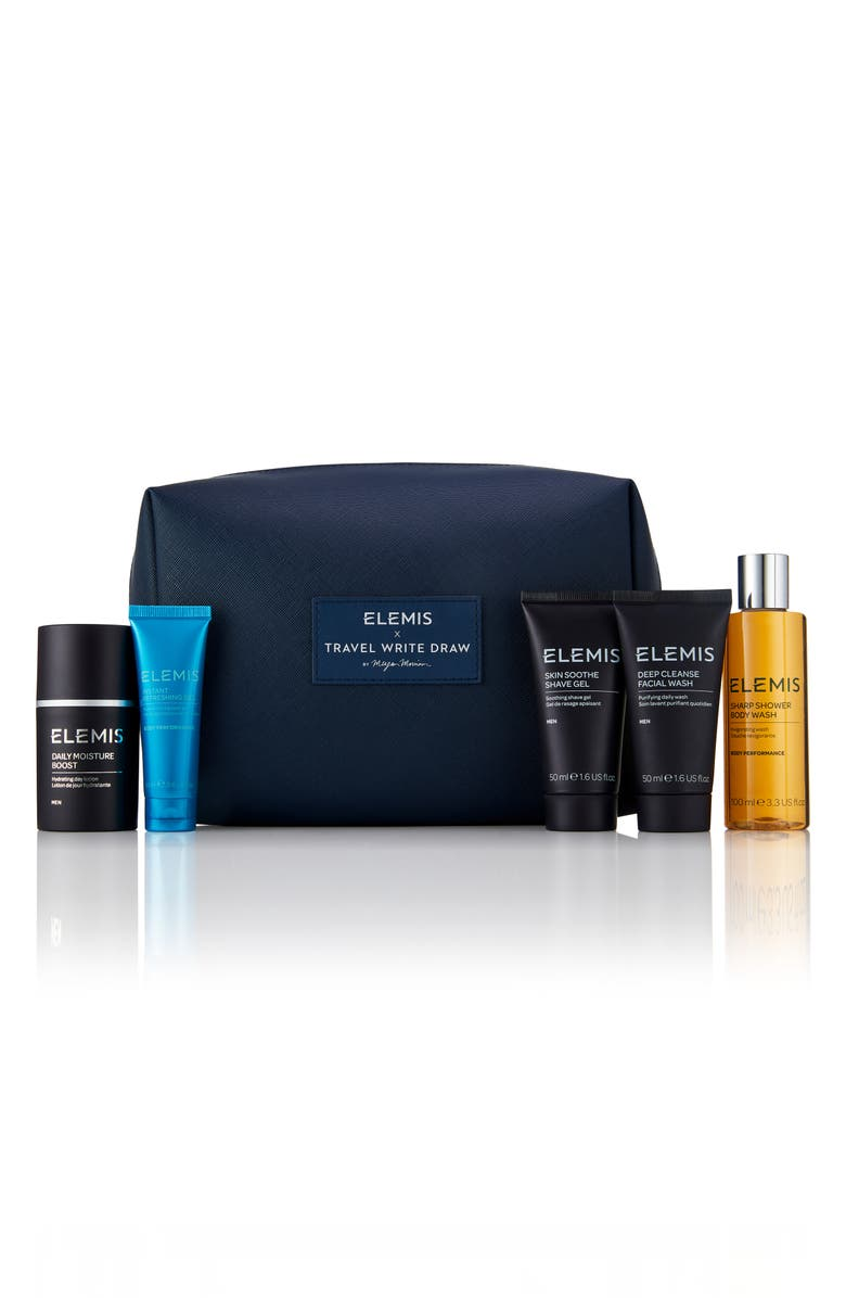 ELEMIS The Luxury Travel Collection Essentials for Him, Main, color, 000