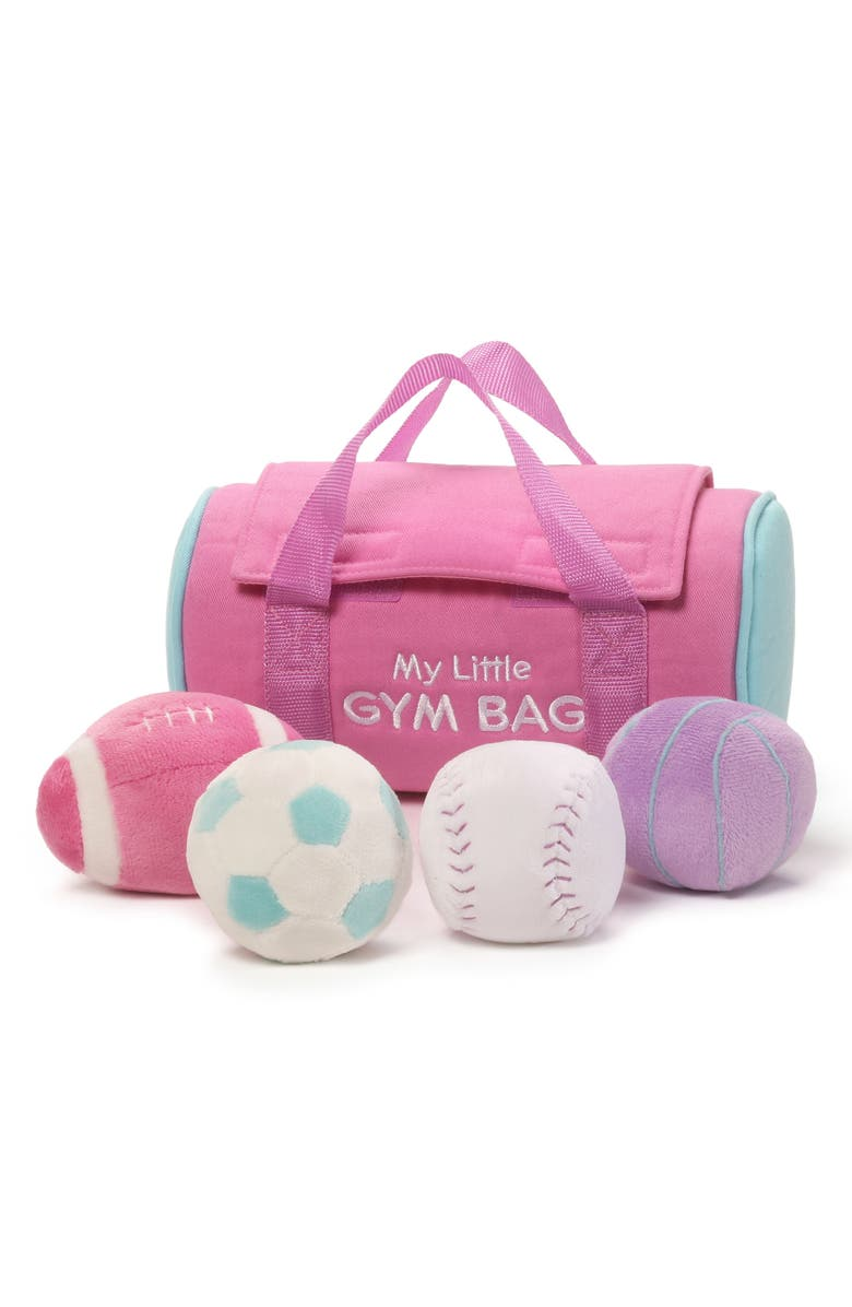 GUND My Little Gym Bag Play Set, Main, color, 650