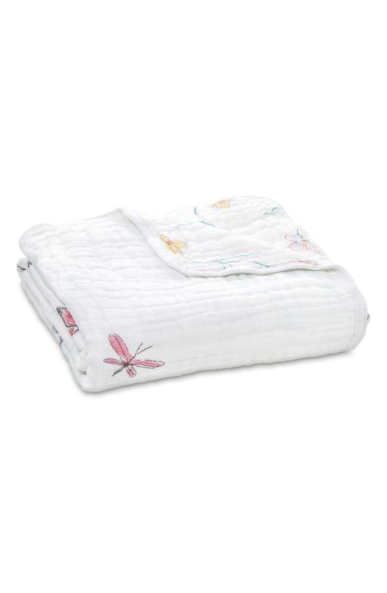 ADEN + ANAIS Forest Fantasy Classic Dream Blanket<sup>™</sup>, Main, color, 650