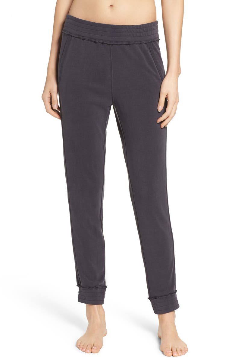 FREE PEOPLE FP MOVEMENT Back Into It Joggers, Main, color, Black