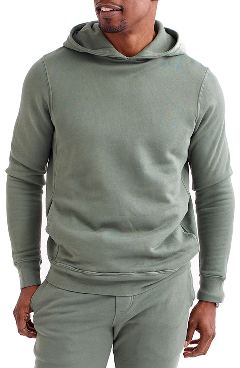 GOODLIFE Terry Cotton Hoodie, Main, color, 323