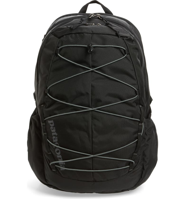 PATAGONIA Chacabuco 15-Inch Laptop 30-Liter Backpack, Main, color, Black
