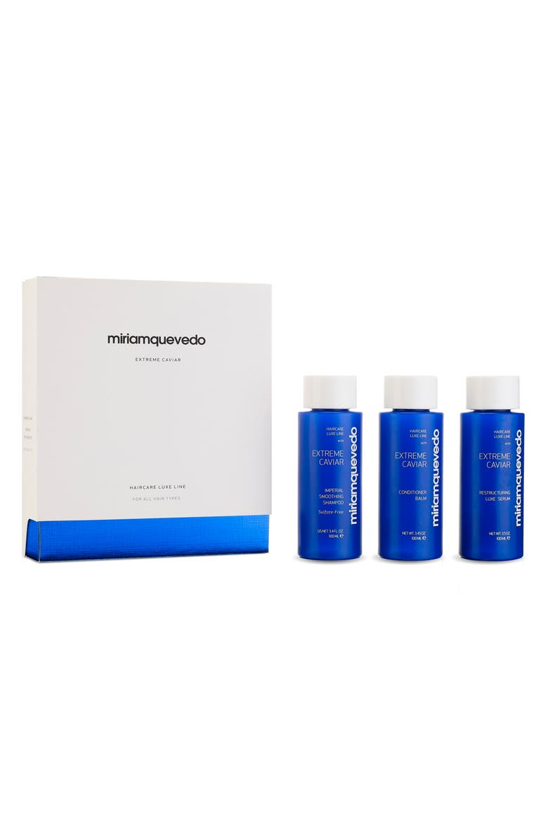 MIRIAM QUEVEDO Extreme Caviar Intensive Anti-Aging Hair Care Set, Main, color, 000