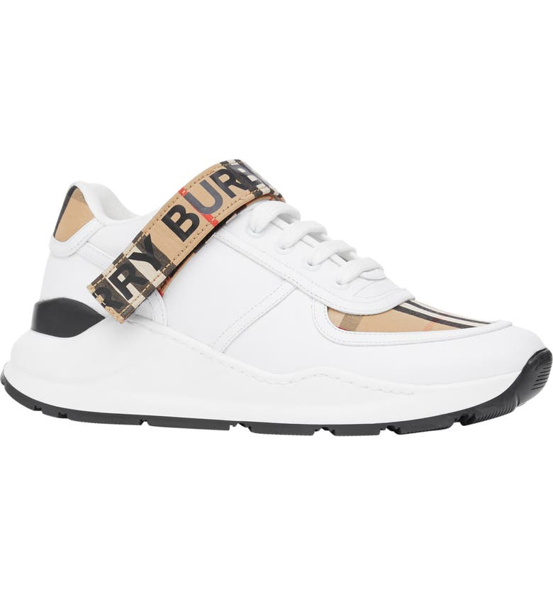BURBERRY Ronnie Sneaker, Main, color, 250