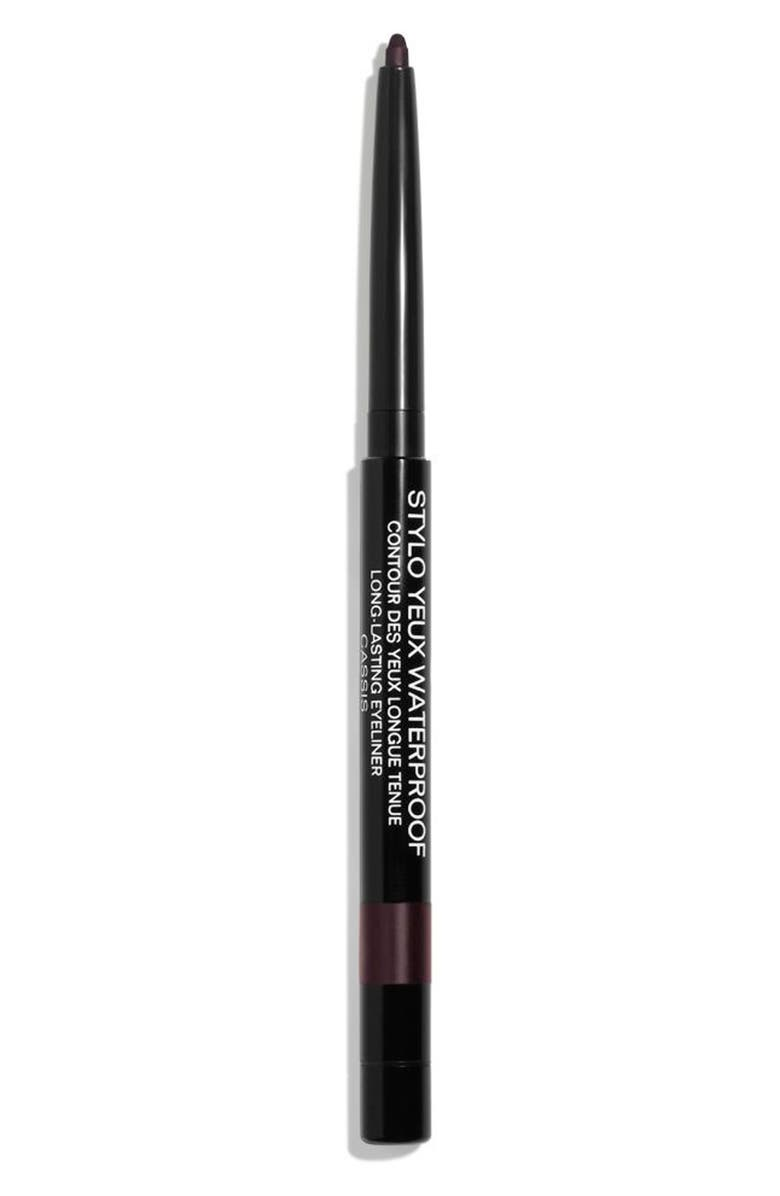 CHANEL STYLO YEUX Waterproof Long-Lasting Eyeliner, Main, color, 83 CASSIS