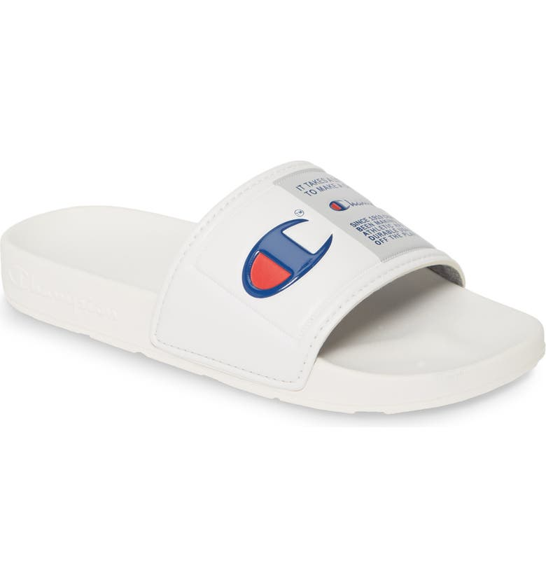 CHAMPION Sport Slide Sandal, Main, color, 100