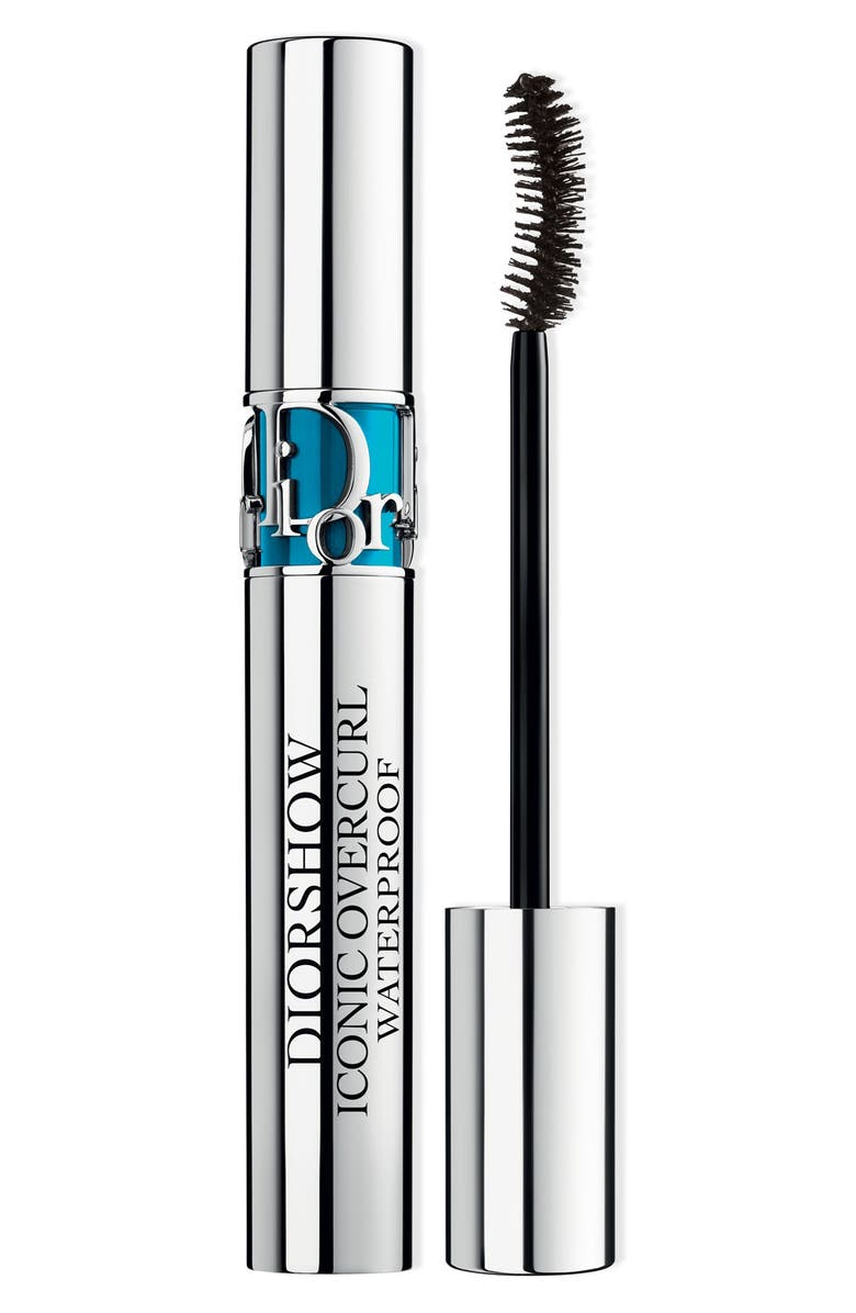 DIOR Diorshow Iconic Overcurl Waterproof Mascara, Main, color, 091 BLACK