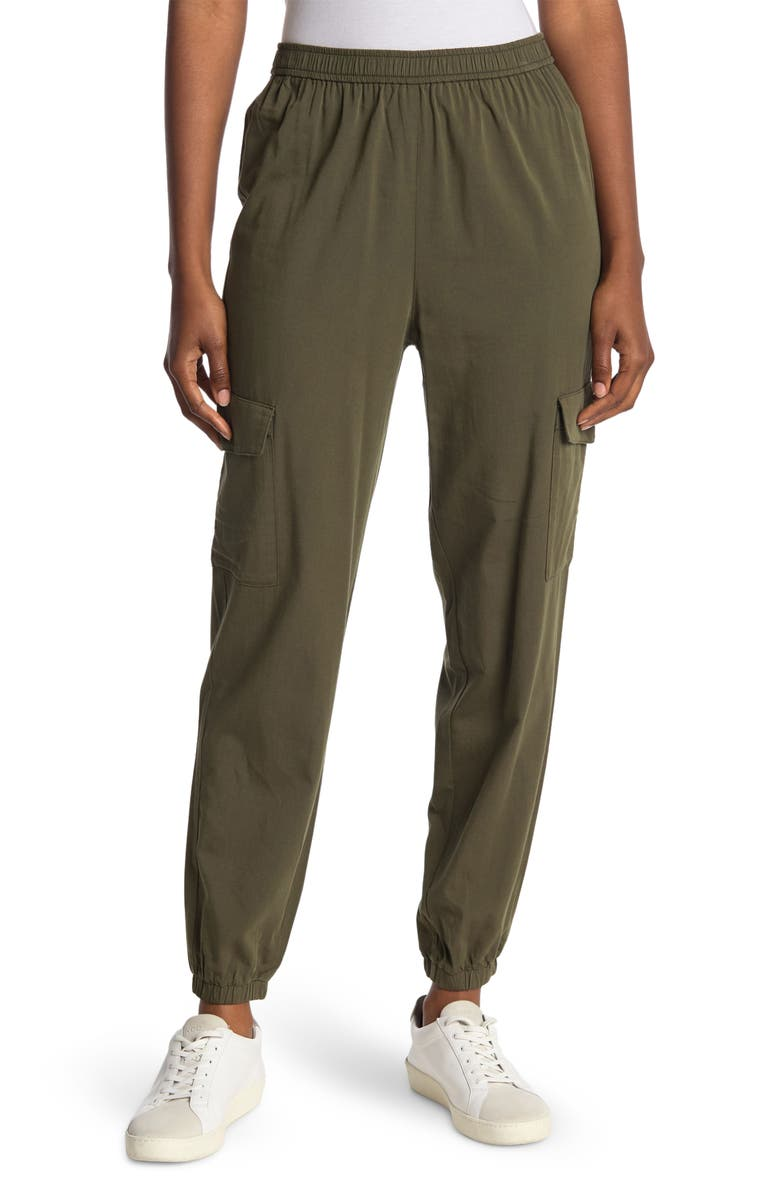 ABOUND Cargo Joggers, Main, color, OLIVE NIGHT
