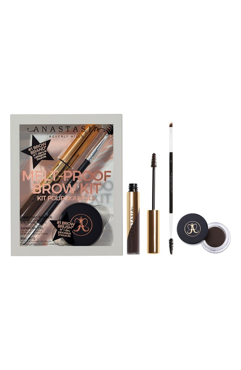 ANASTASIA BEVERLY HILLS Melt-Proof Brow Kit, Main, color, 001