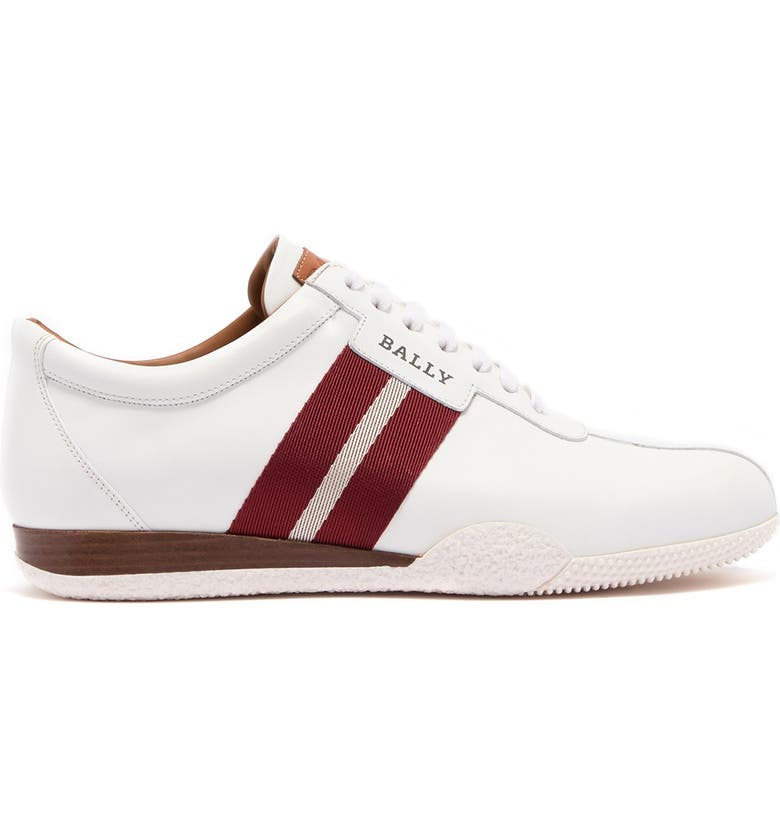 BALLY Frenz-New-O 507 Sneakers, Main, color, 0300 WHITE