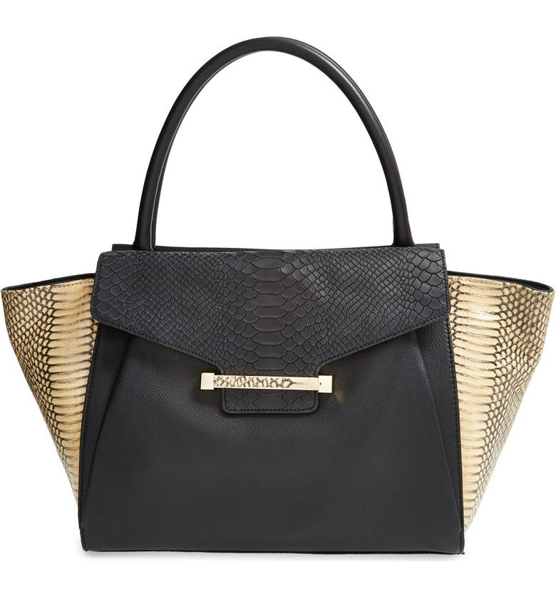 VINCE CAMUTO 'Julia' Satchel, Main, color, 002