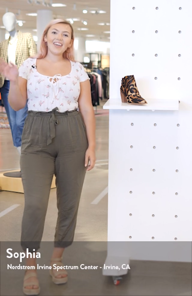 Thisbee Bootie, sales video thumbnail