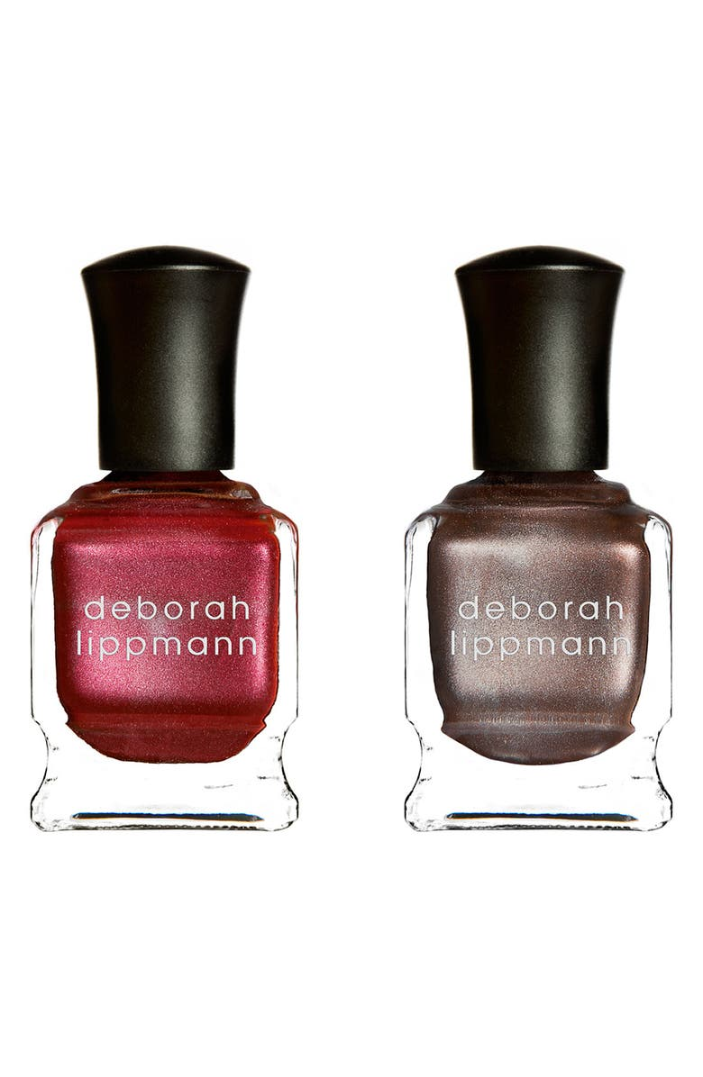 DEBORAH LIPPMANN 'Nails of Steel' Magnetic Wave Design Set, Main, color, 000