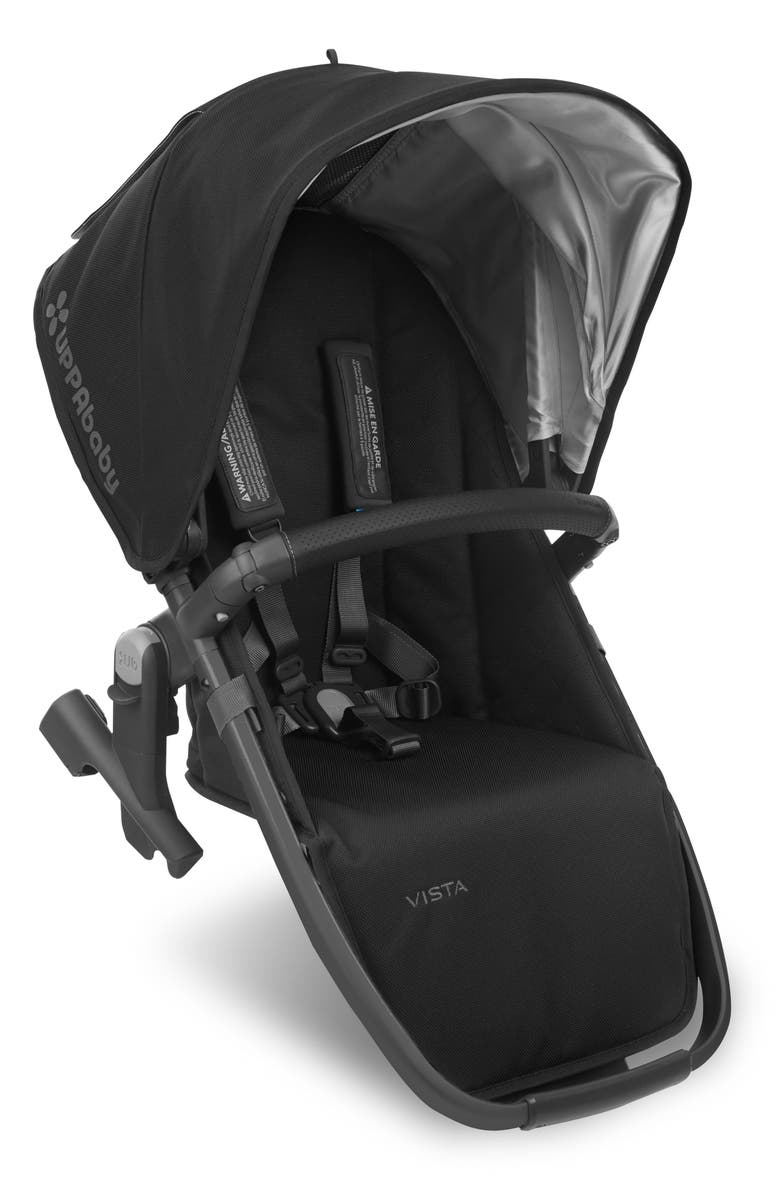 UPPABABY VISTA RumbleSeat with Leather Trim, Main, color, NO_COLOR