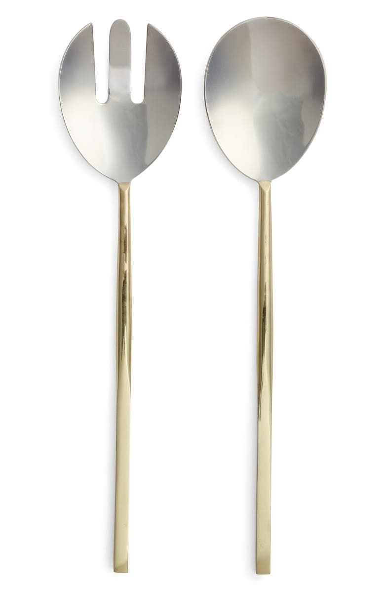 NORDSTROM at Home Salad Servers, Main, color, 710