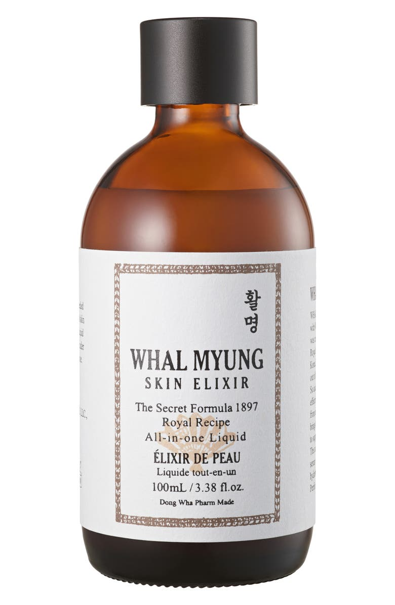 WHAL MYUNG Skin Elixir, Main, color, 000