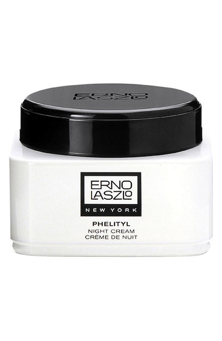 ERNO LASZLO Phelityl Night Cream, Main, color, NO COLOR