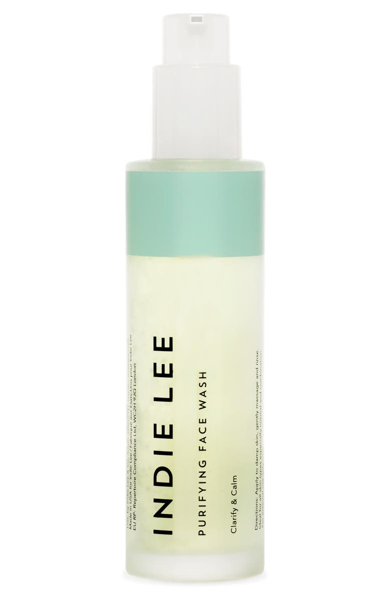 INDIE LEE Purifying Face Wash, Main, color, No Color