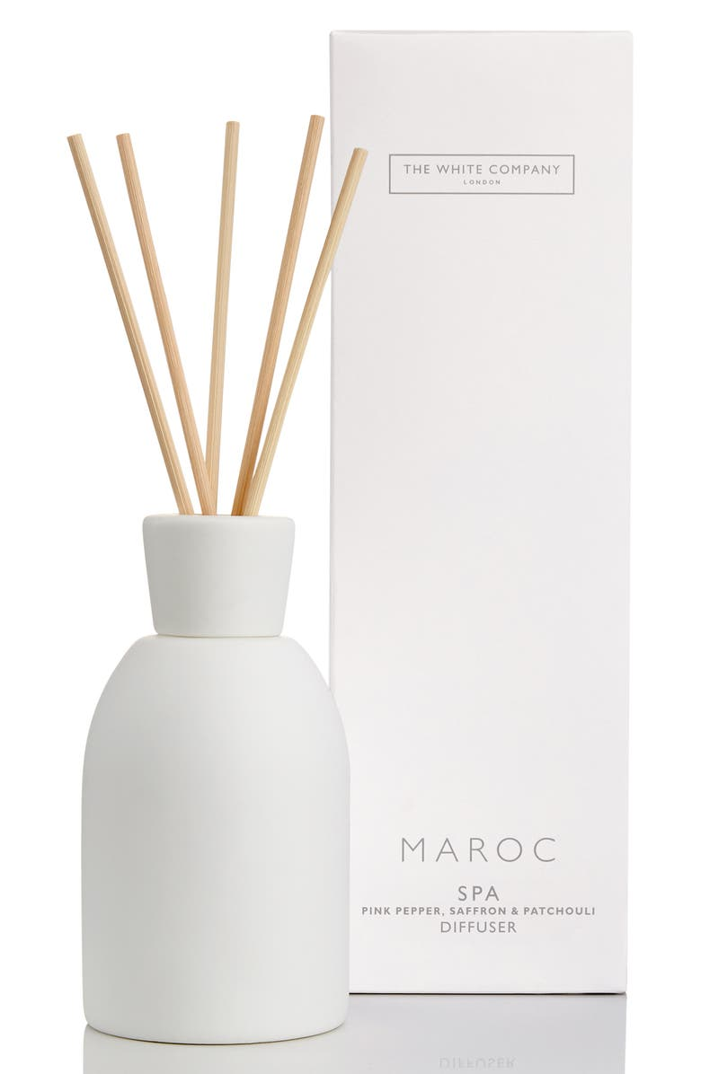 THE WHITE COMPANY Maroc Spa Reed Diffuser, Main, color, 100
