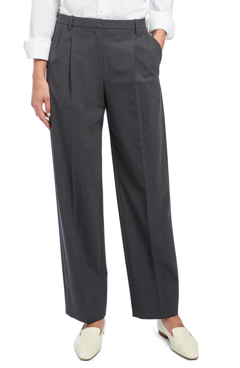 THEORY Trace A2 Stretch Wool Suit Trousers, Main, color, 020