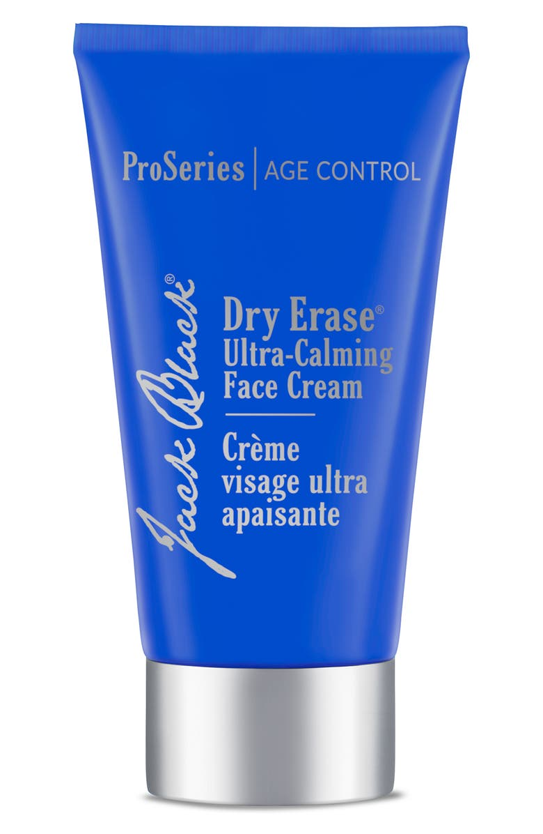 JACK BLACK Dry Erase Face Cream, Main, color, NO COLOR