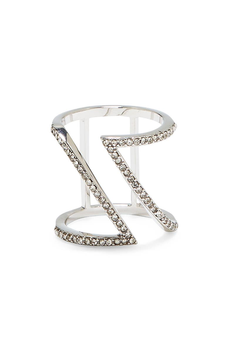 VINCE CAMUTO Pavé Ring, Main, color, 041