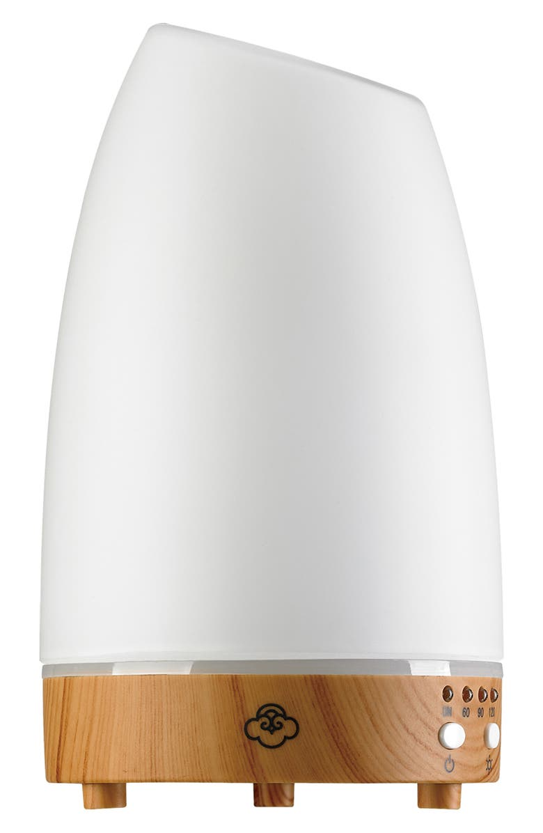 SERENE HOUSE Astro Electric Aromatherapy Diffuser, Main, color, White