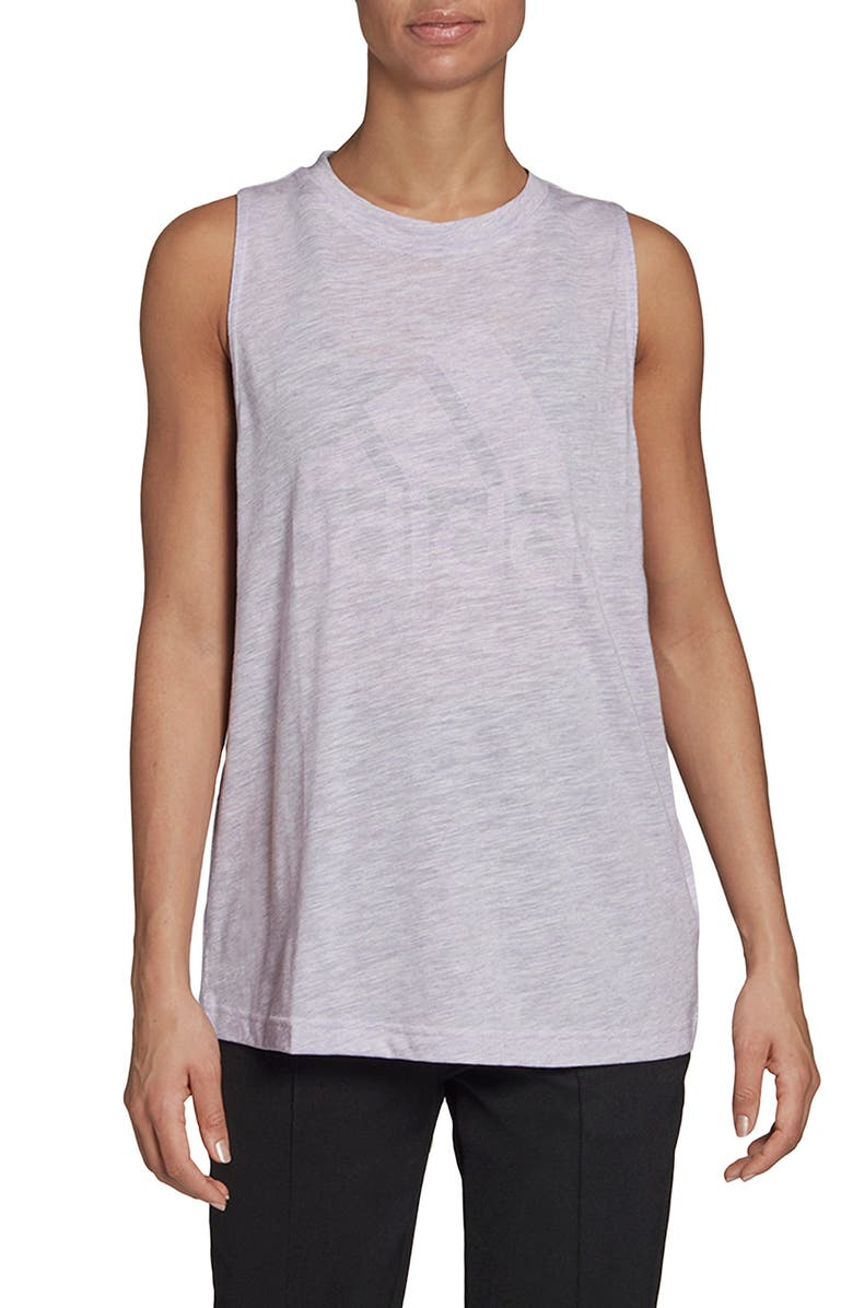 ADIDAS ID Winners Sleeveless Tee, Main, color, 531