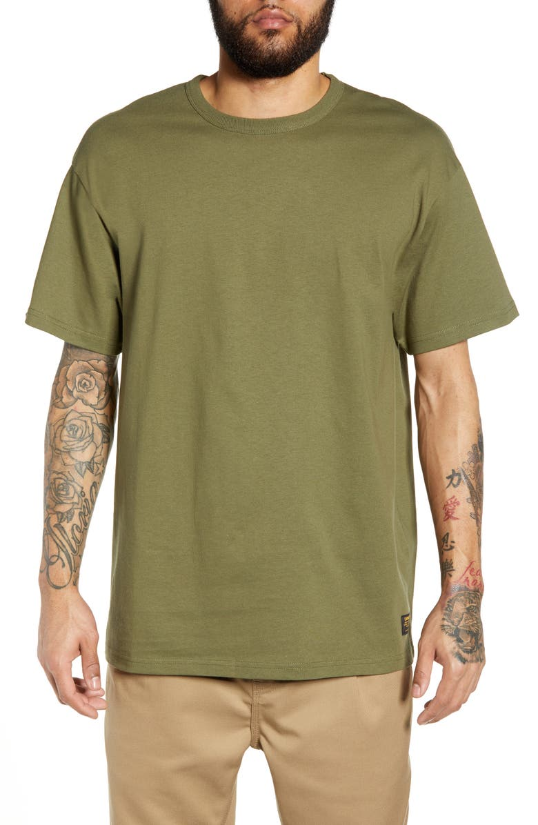 CARHARTT WORK IN PROGRESS Military T-Shirt, Main, color, 300