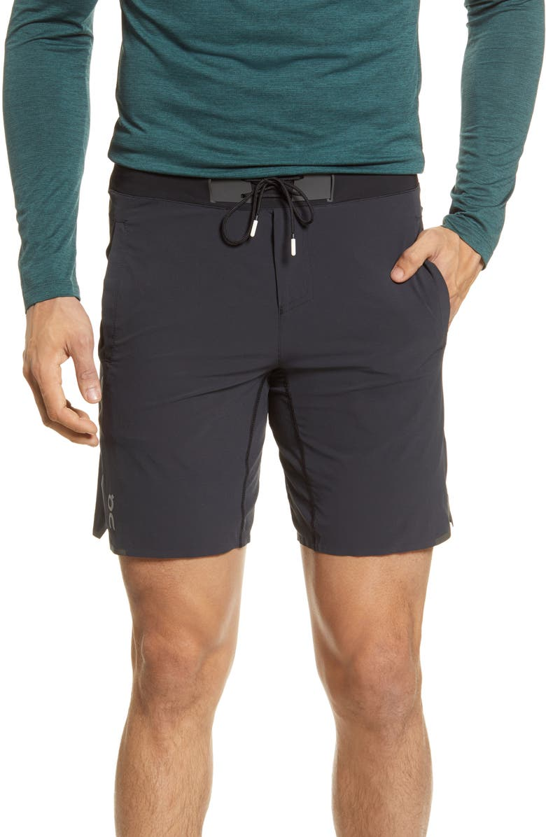 ON Waterproof Running Shorts, Main, color, 001