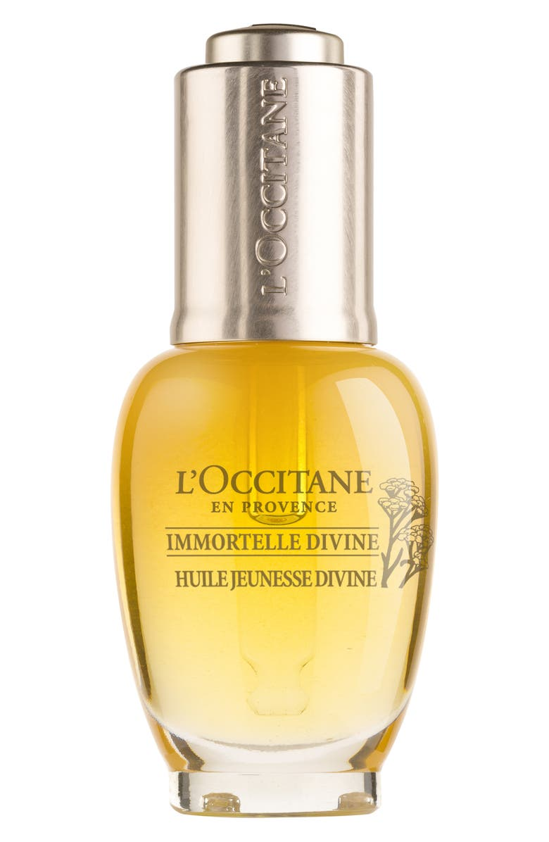 L'OCCITANE Immortelle Divine Youth Oil, Main, color, NO COLOR