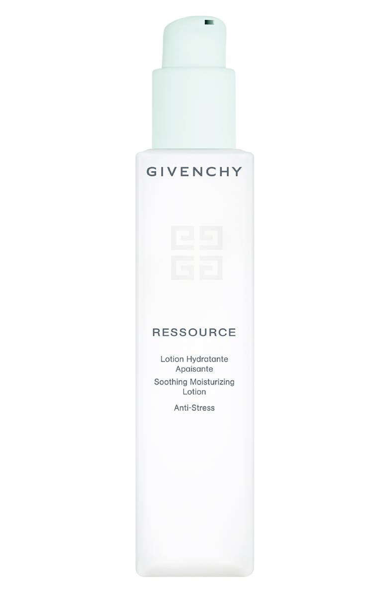 GIVENCHY Ressource Soothing Moisturizing Lotion, Main, color, NO COLOR