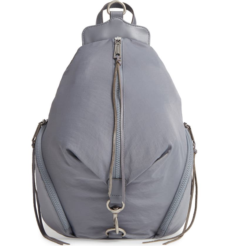 REBECCA MINKOFF Julian Nylon Backpack, Main, color, 020