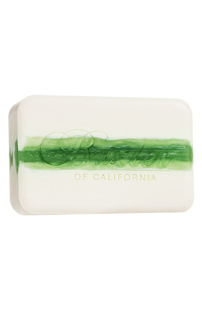 BAXTER OF CALIFORNIA Italian Lime & Pomegranate Vitamin Cleansing Bar, Main, color, NO COLOR