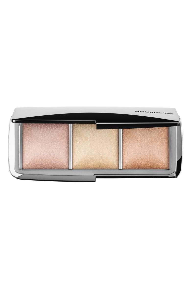 HOURGLASS Ambient<sup>®</sup> Metallic Strobe Lighting Palette, Main, color, 000