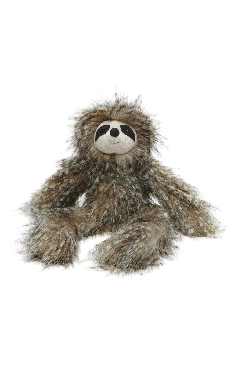 JELLYCAT 'Cyril Sloth' Stuffed Animal, Main, color, 060