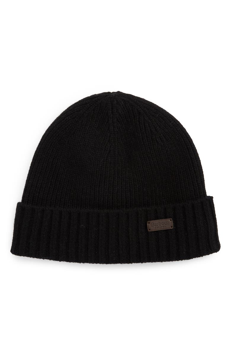 BARBOUR Carlton Beanie, Main, color, 001