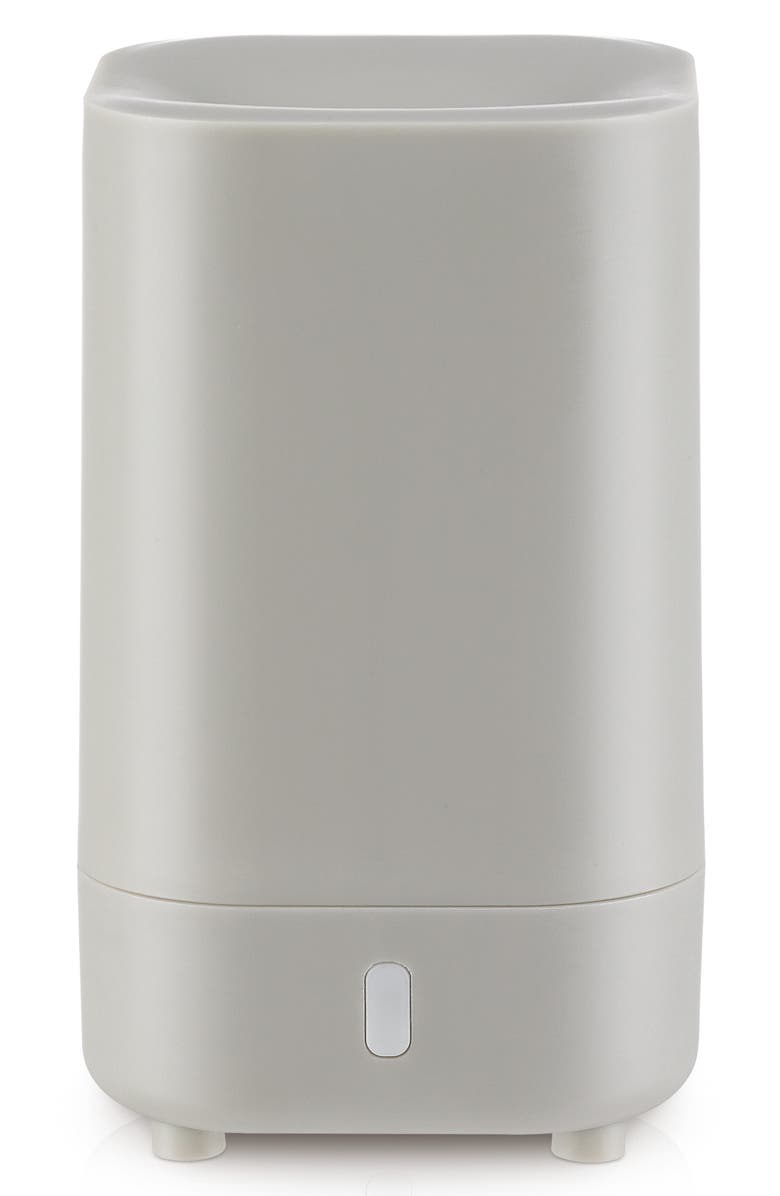 SERENE HOUSE Ranger Travel Aromatherapy Diffuser, Main, color, GREY