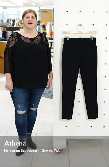 The Perfect  Back Seam Skinny Pants, sales video thumbnail