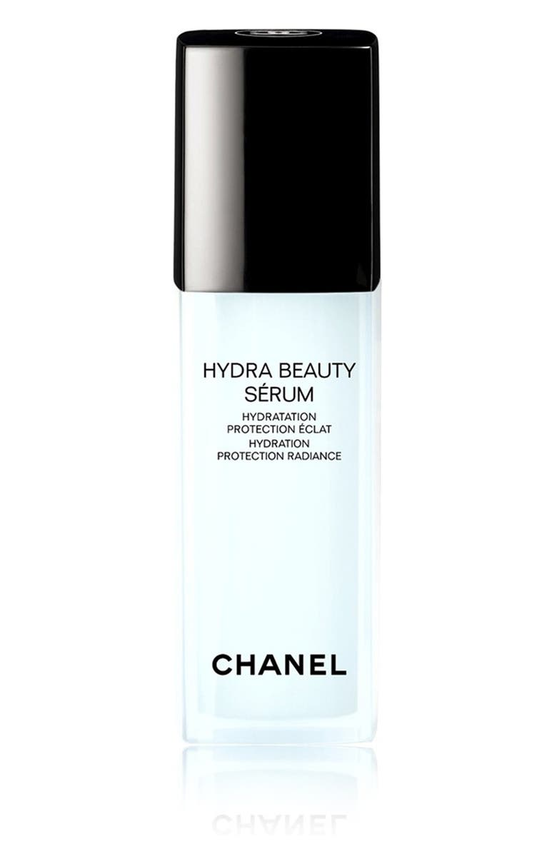 CHANEL HYDRA BEAUTY SÉRUM <br />Hydration Protection Radiance, Main, color, 000