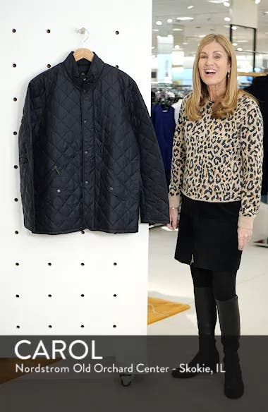 Flyweight Chelsea Quilted Jacket, sales video thumbnail