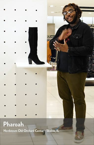 Zoe Knee High Boot, sales video thumbnail