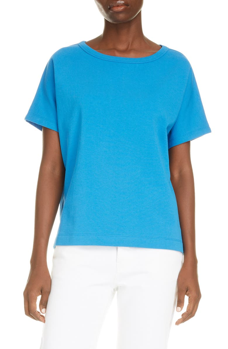 DRIES VAN NOTEN Harril Cotton T-Shirt, Main, color, 400