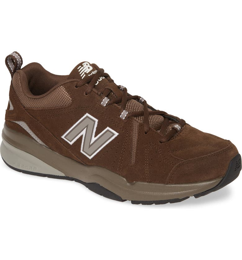 NEW BALANCE 608v5 Sneaker, Main, color, CHOCOLATE BROWN