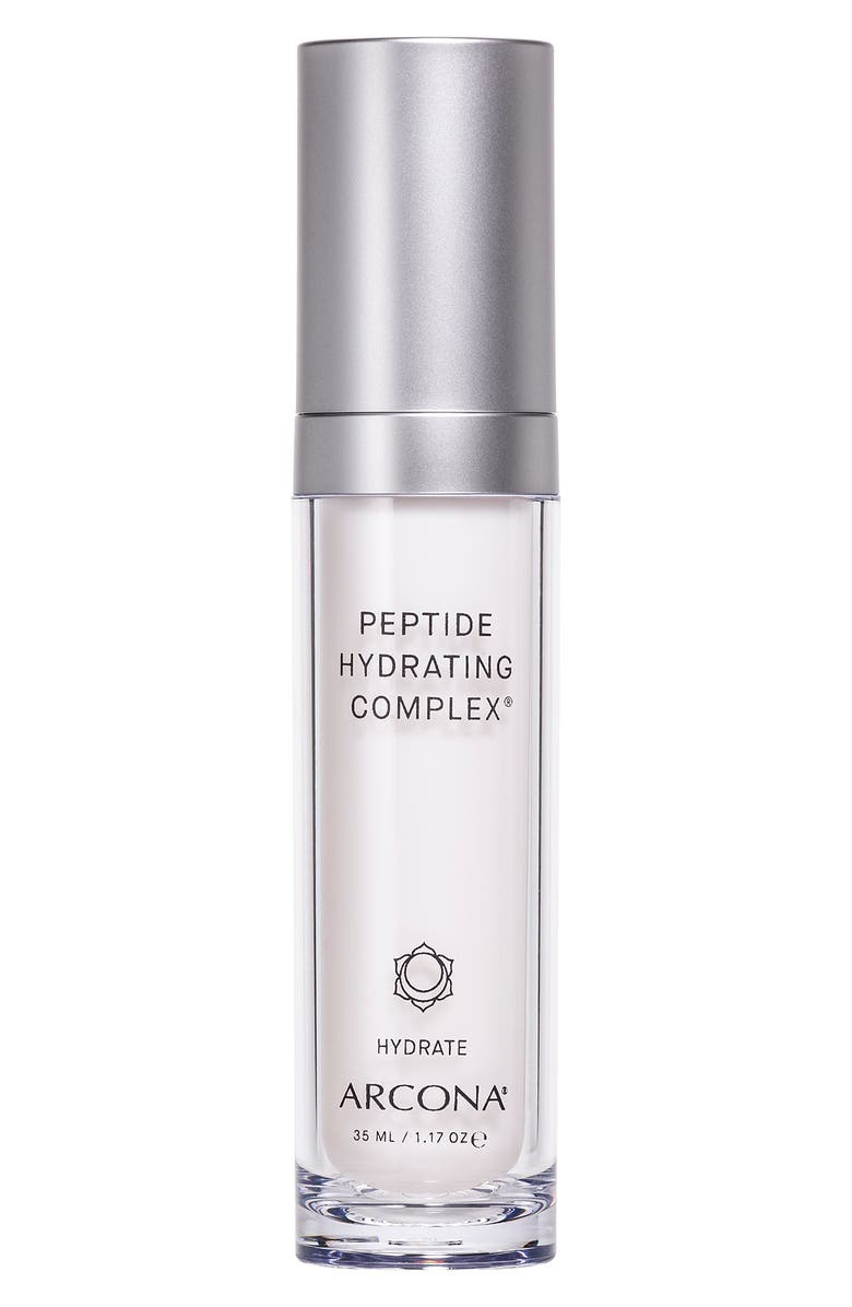 ARCONA Peptide Hydrating Complex Nourishing Daily Moisturizer, Main, color, No Color