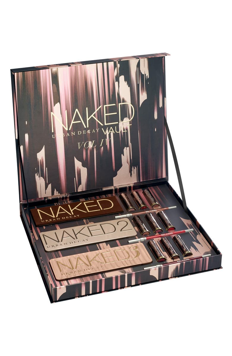 URBAN DECAY Naked Vault Volume IV, Main, color, 000
