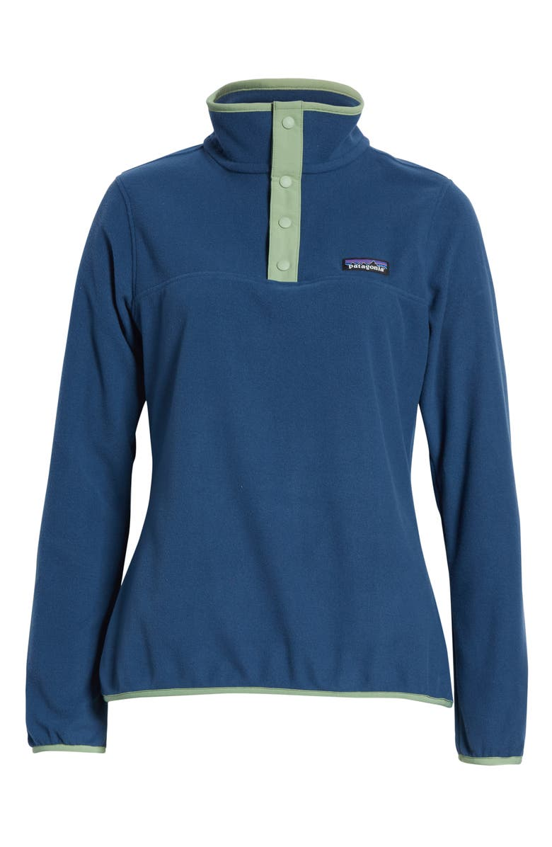 PATAGONIA Micro-D<sup>®</sup> Snap-T<sup>®</sup> Fleece Pullover, Main, color, 400