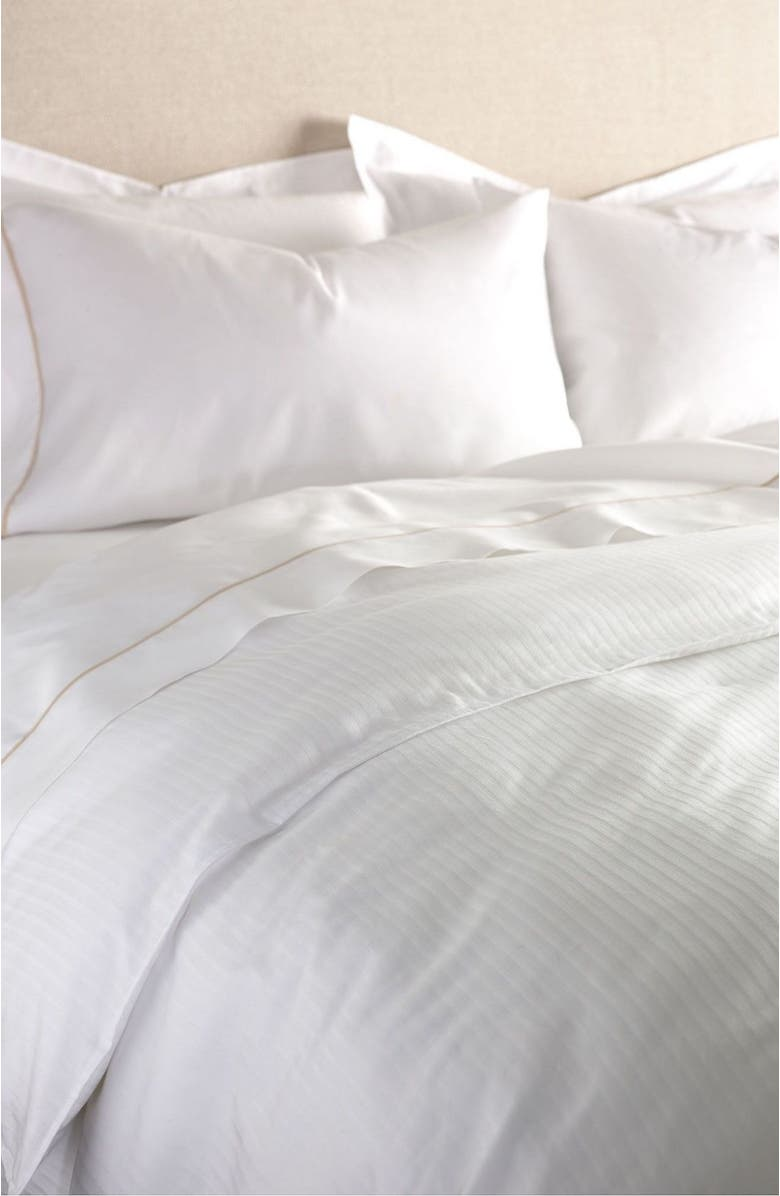 WESTIN AT HOME Duvet Cover, Main, color, WHI