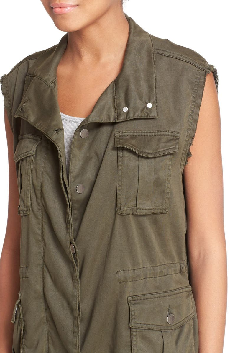 THE KOOPLES Military Vest, Main, color, 250